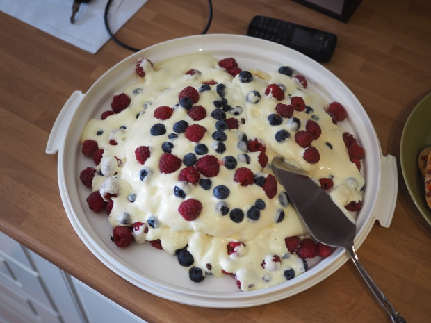 Mummi teki kakun
