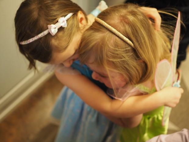 Kaksi prinsessaa