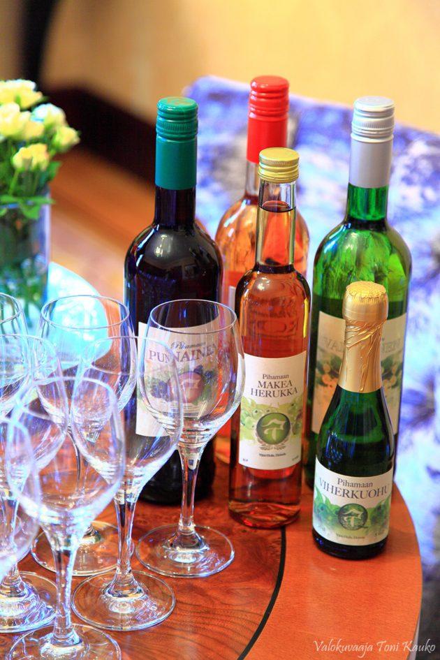 Pihamaan viinitilat