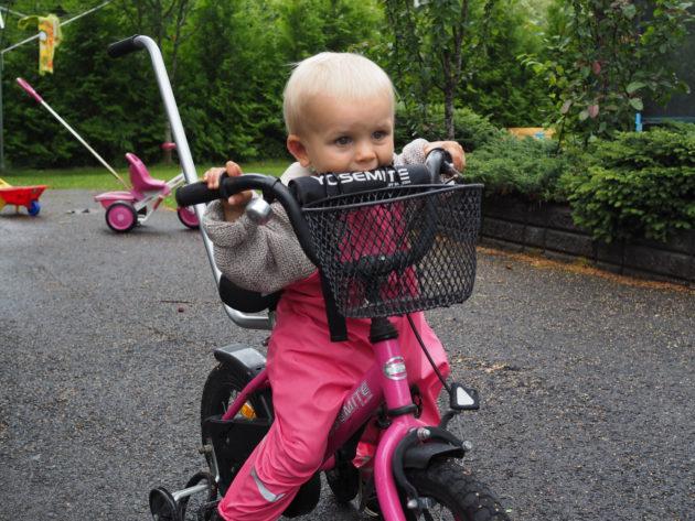 Milo ja siskon pyörä