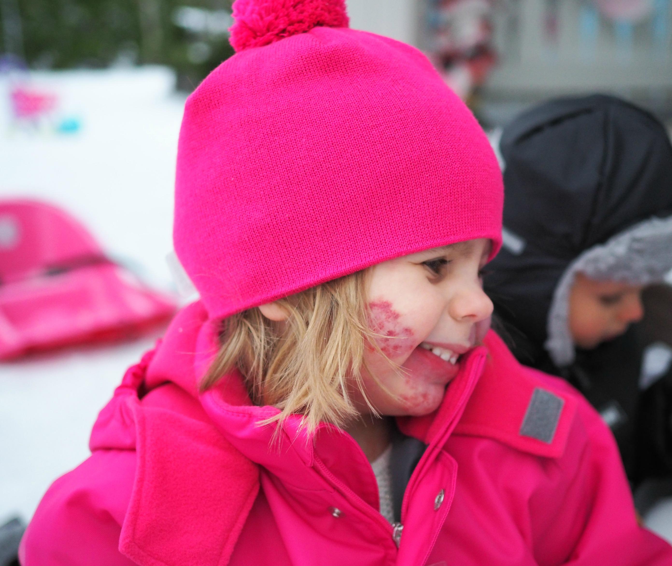 Lasten talvivaatetus