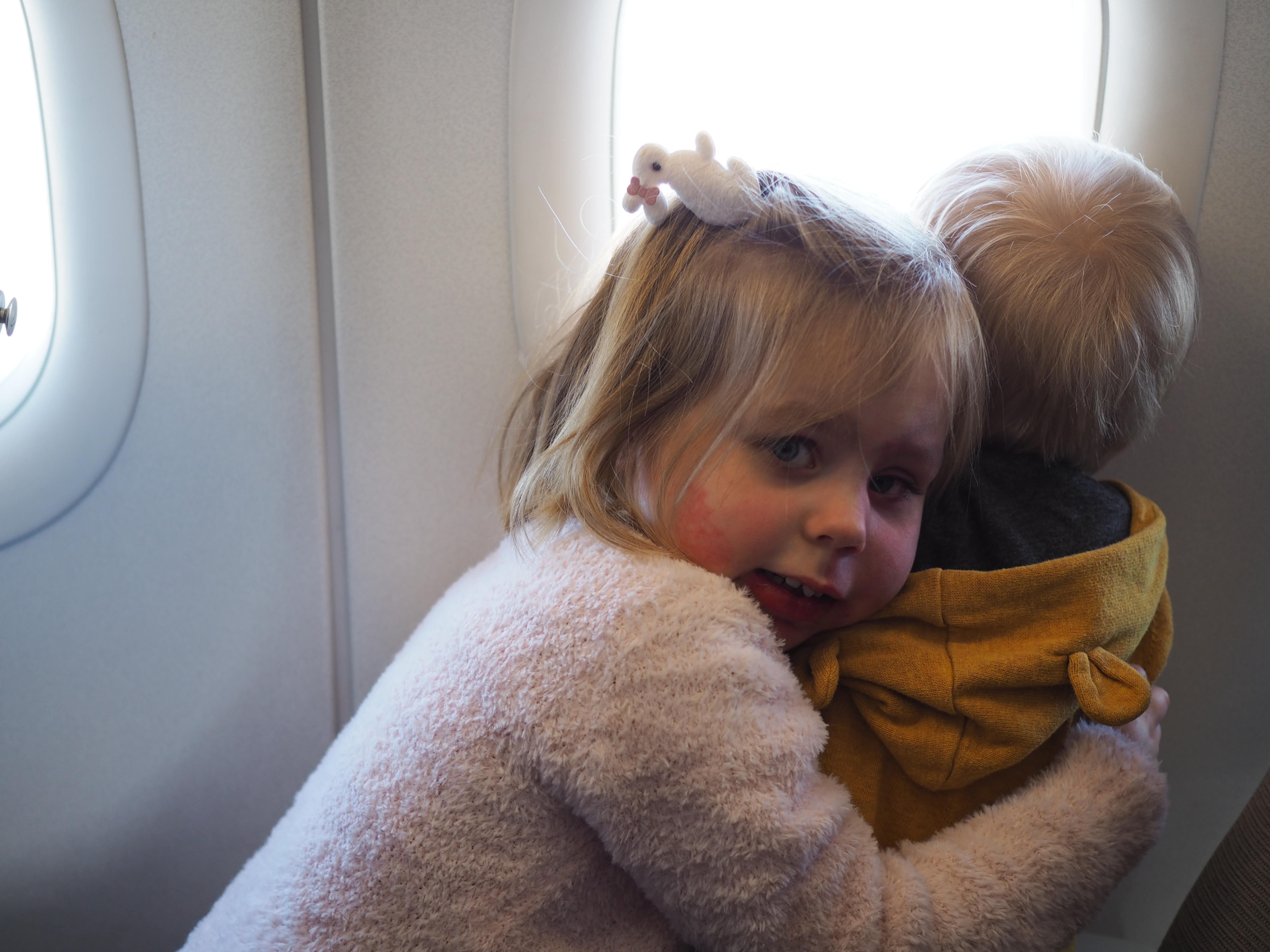 Lentomatka sujui hienosti eikä mitään ongelmia ollut!!
