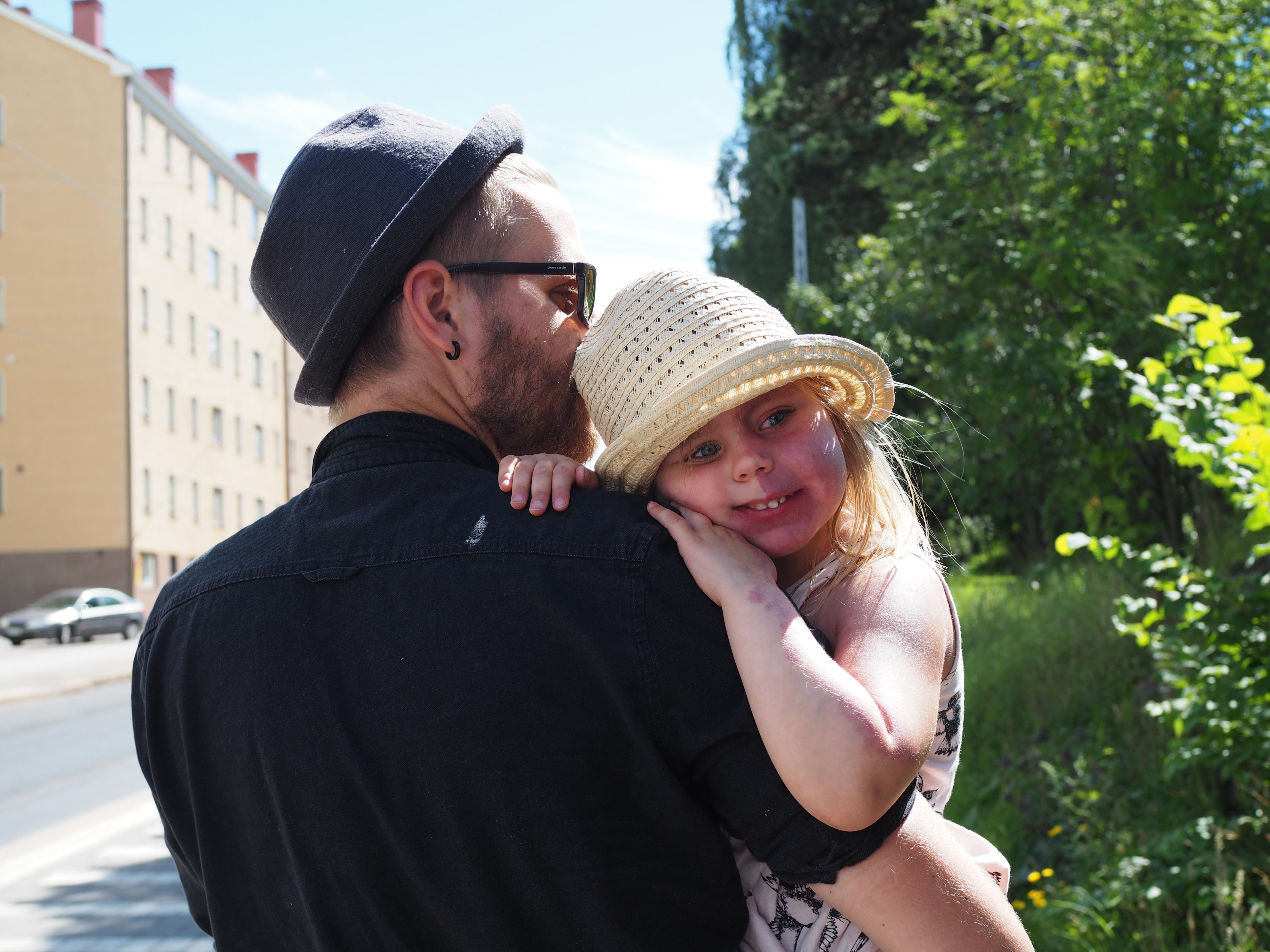 isi ja tytär