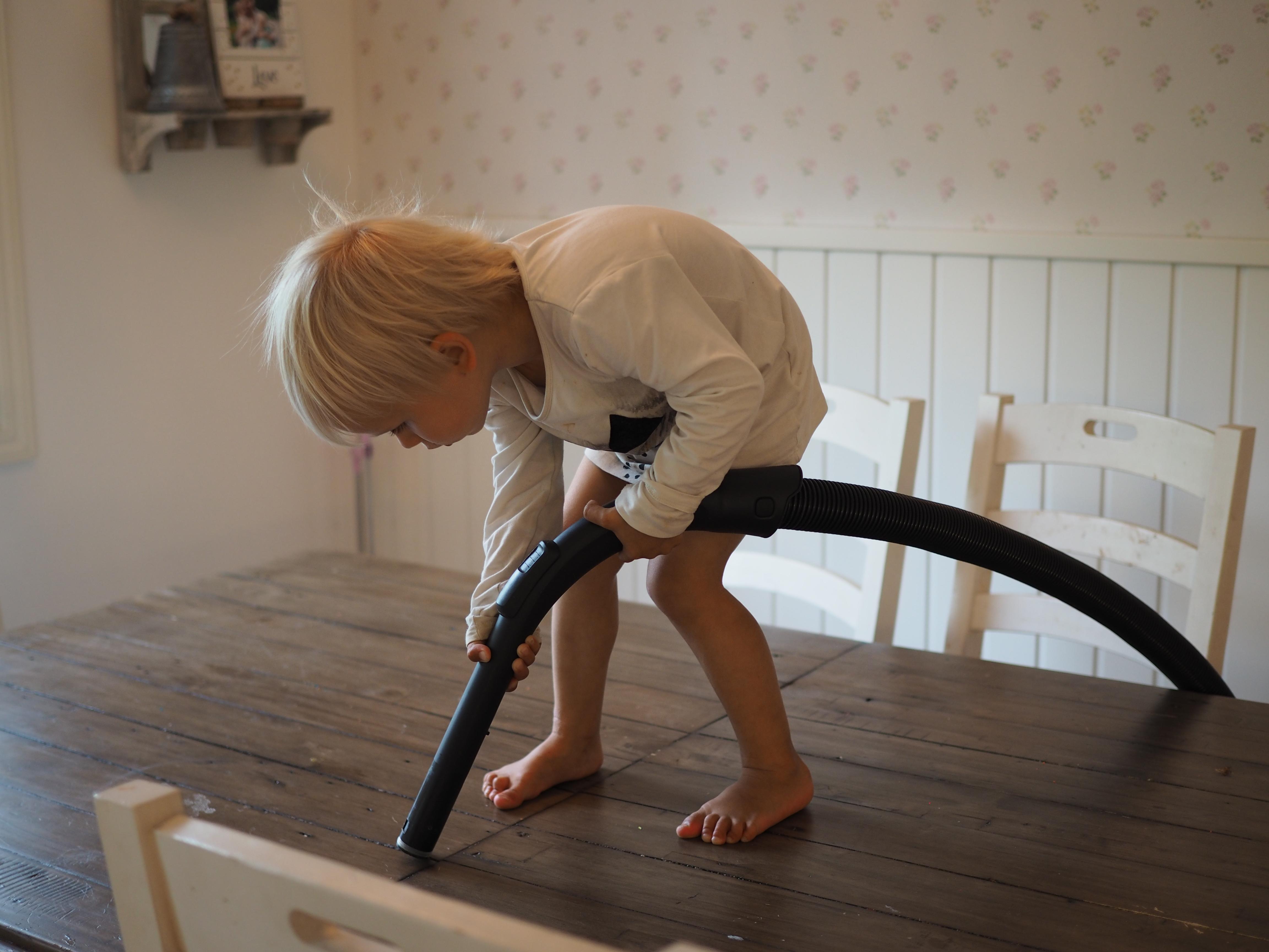 Vilkkaan kaksivuotiaan kohelluksia -Amalian harvinainen sairaus
