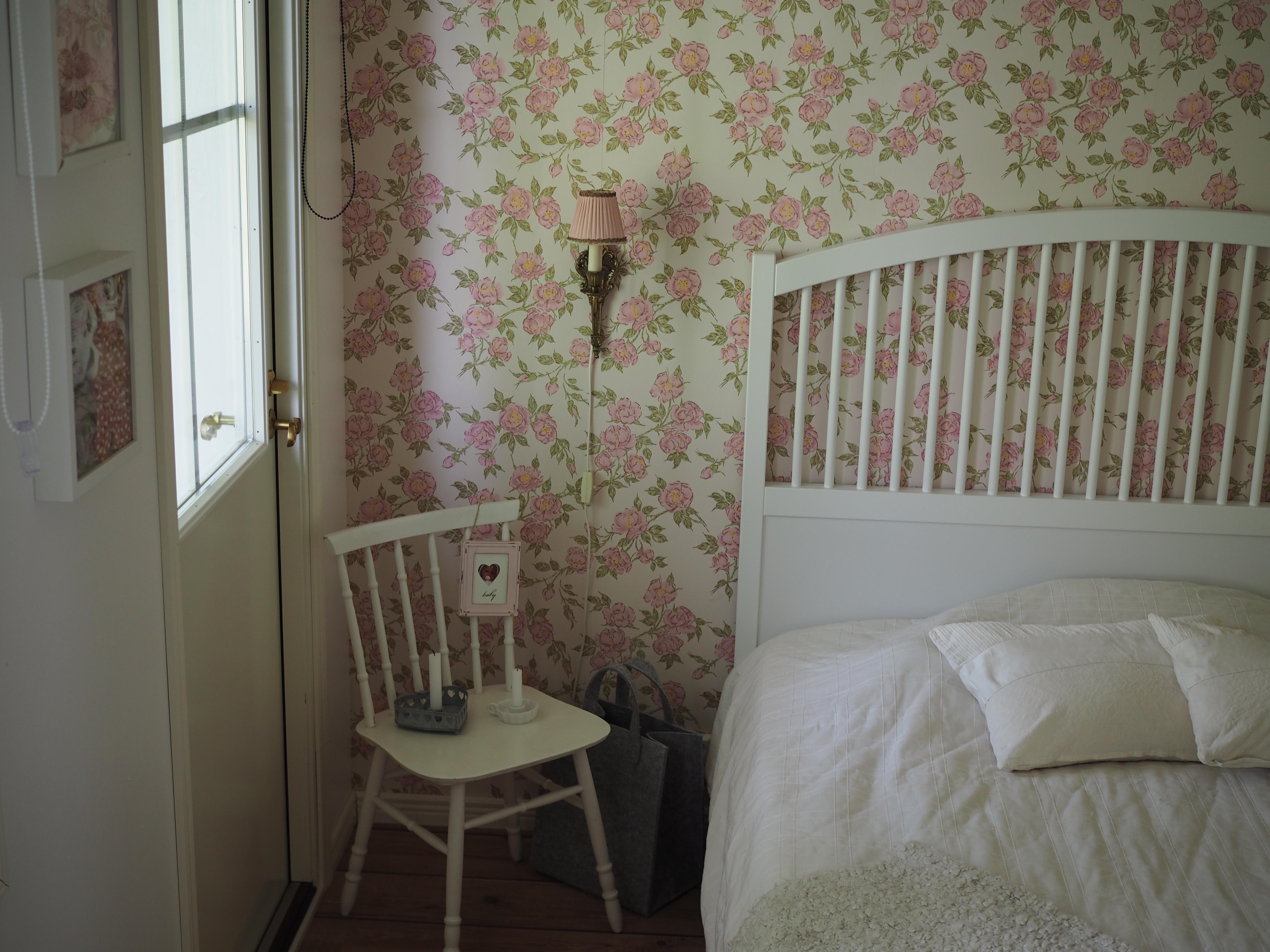 makuuhuoneen sisustus