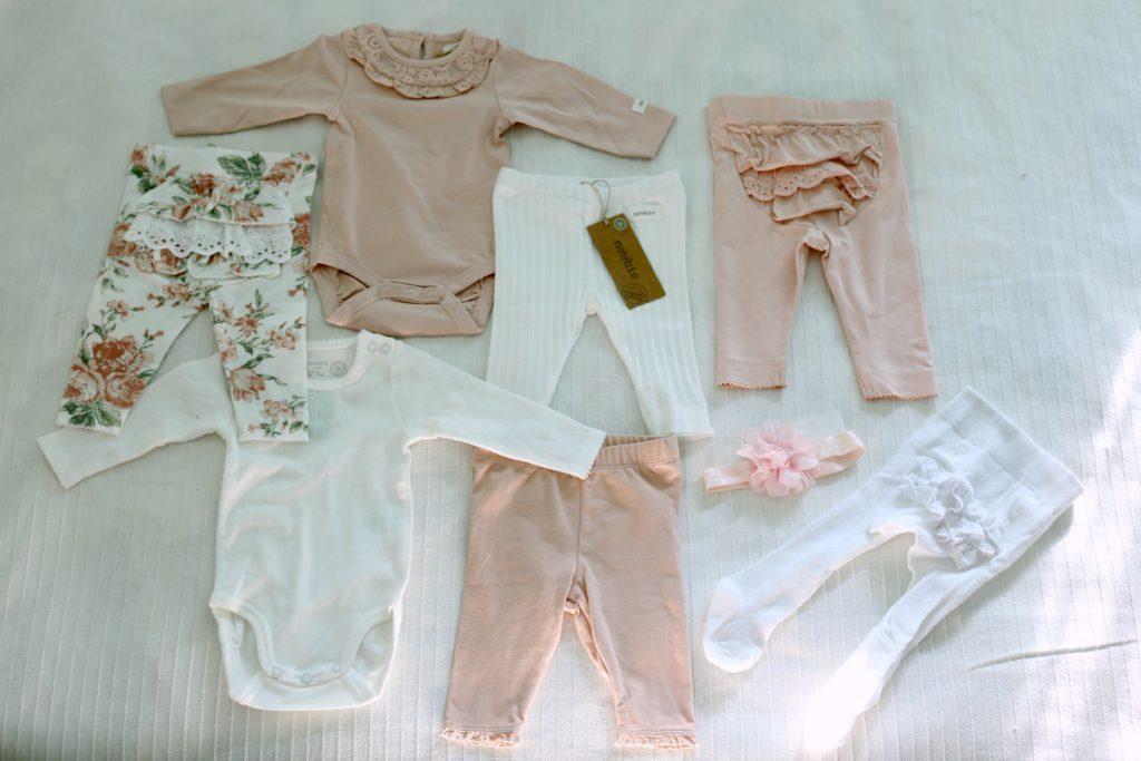 vaatetta vauvalle
