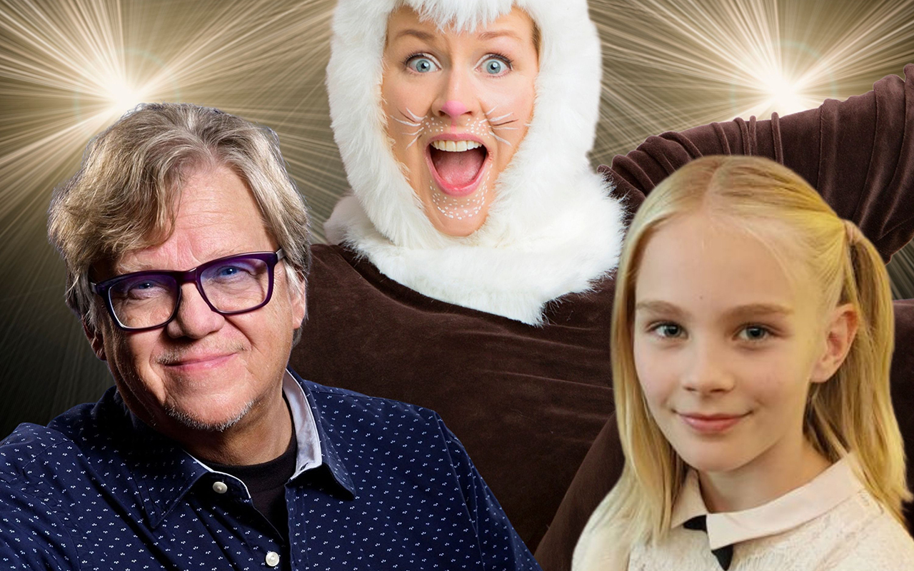 Känkkäränkkä tekee paluun. Kuvassa Mikko Alatalo, Johanna Koskinen ja Soffi Mäki.