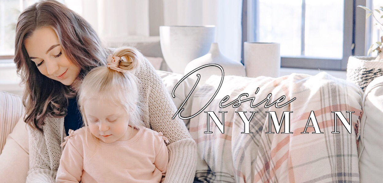 Desire Nymark - Hero Header