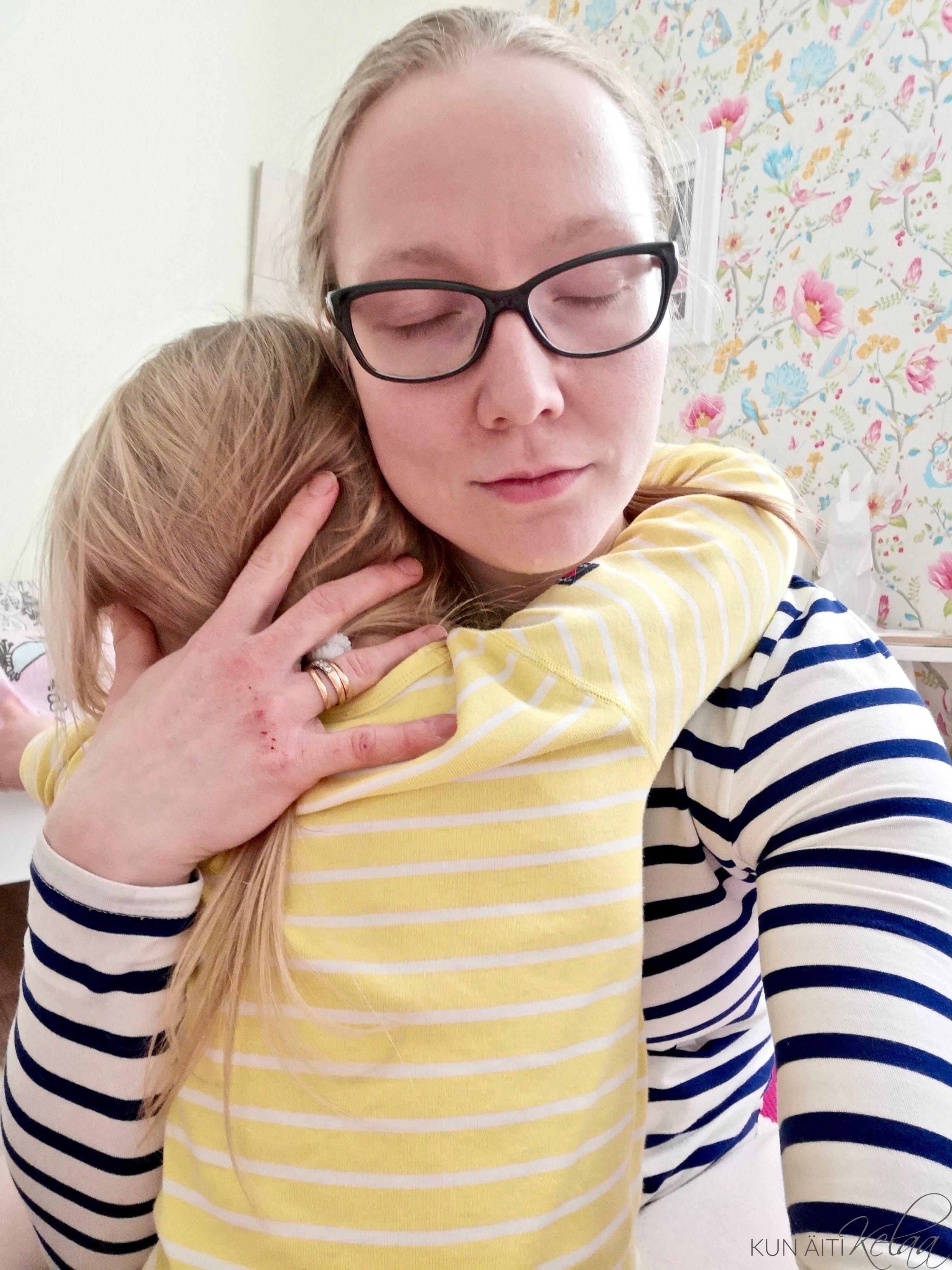 Äidin ja lapsen pelko