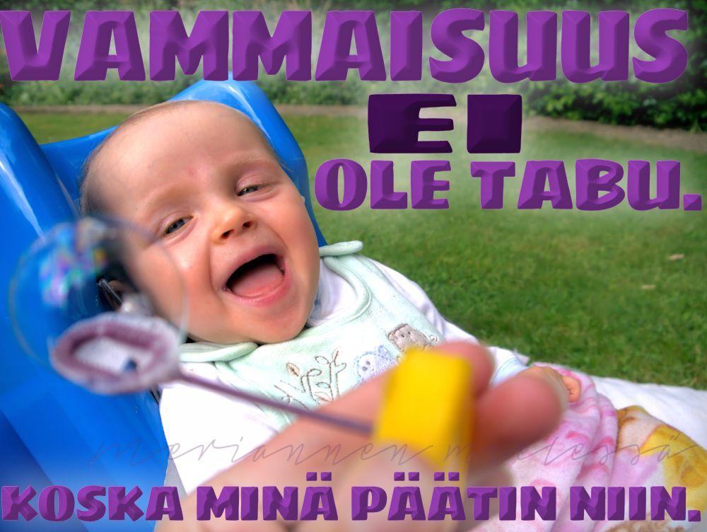 VAMMAISUUS