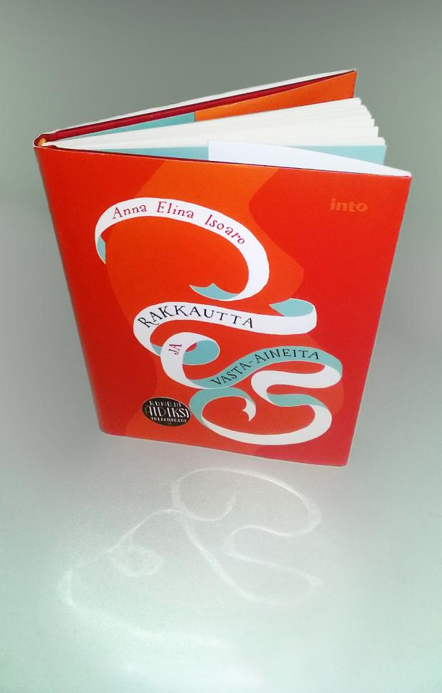 rakkautta ja vasta-aineita kirja (1)