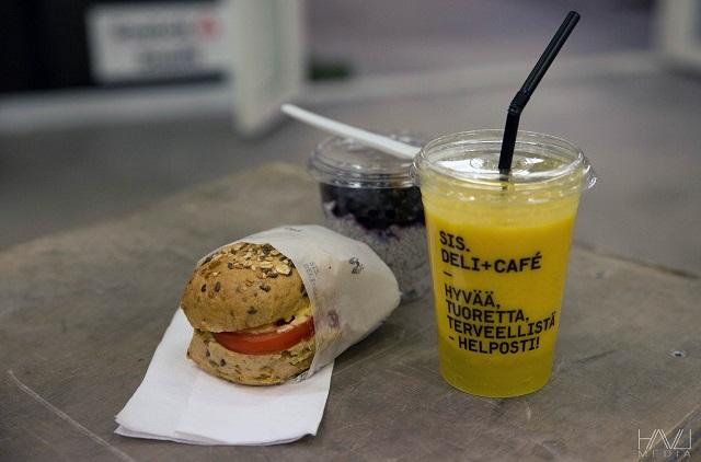 Reebok Crossfit - Aamiainen