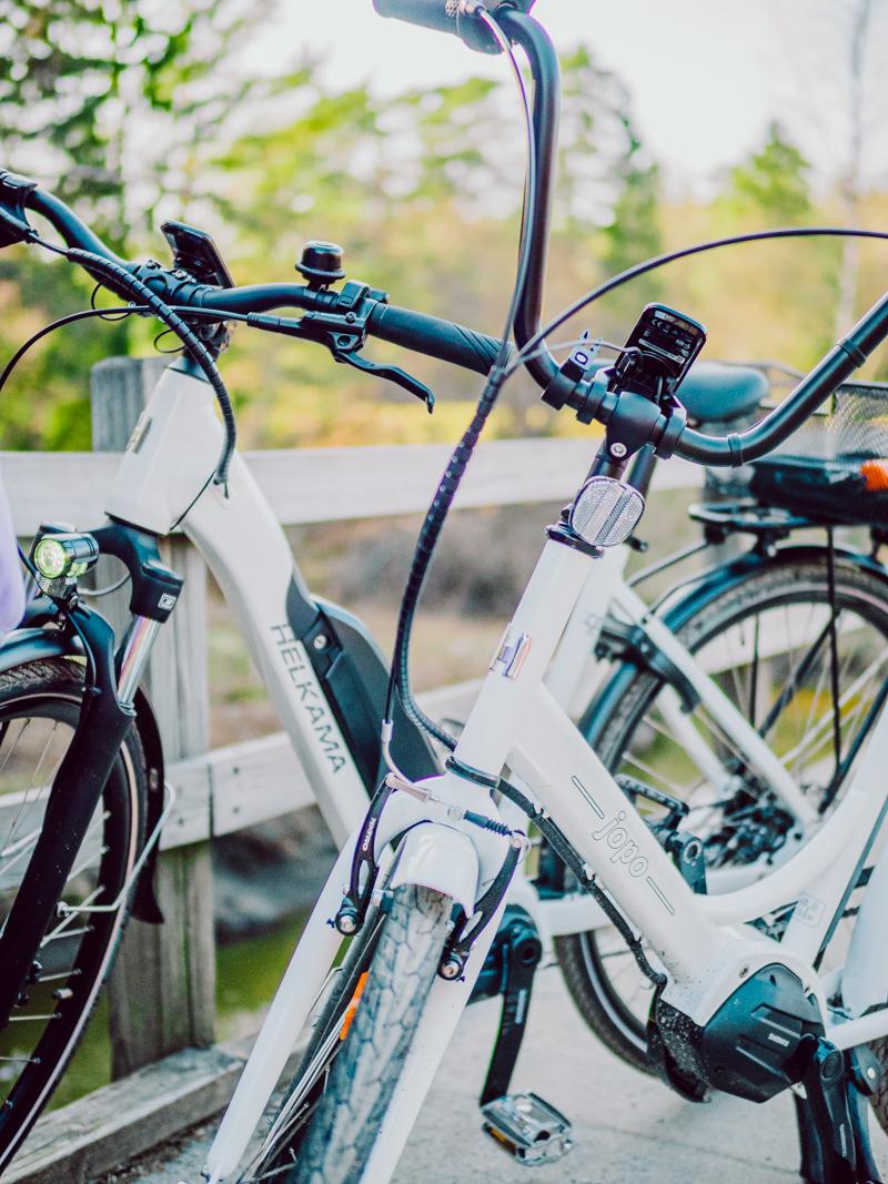helkama sähköpyörä pyörän hankinta