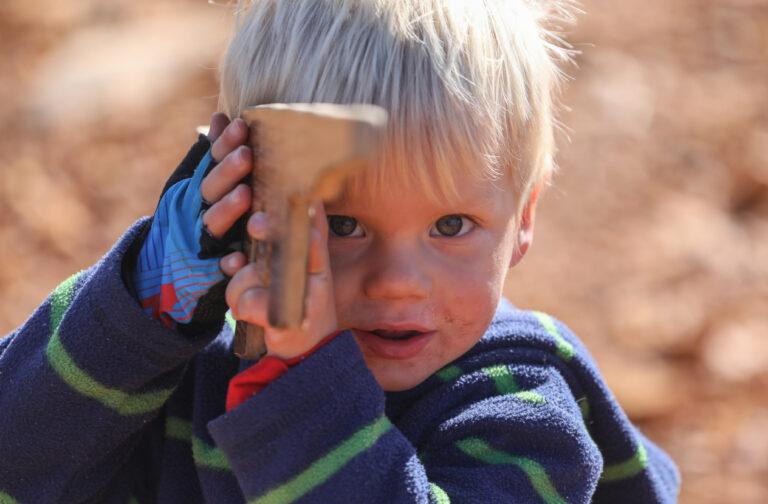 Leikkipyssy on lapselle joskus se tärkein lelu ja vanhemmalle se ahdistavin.