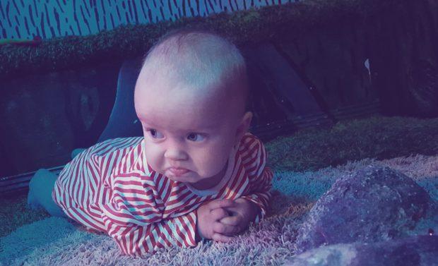 Junibacken vauva