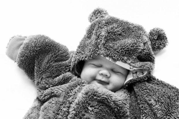 Vauva nalle