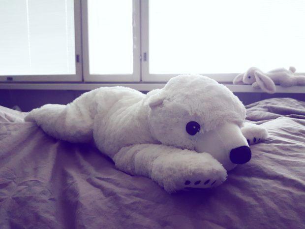 Ikea jääkarhu lahja