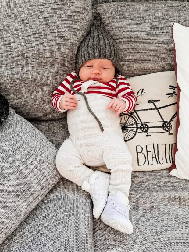 Vauvan asuja