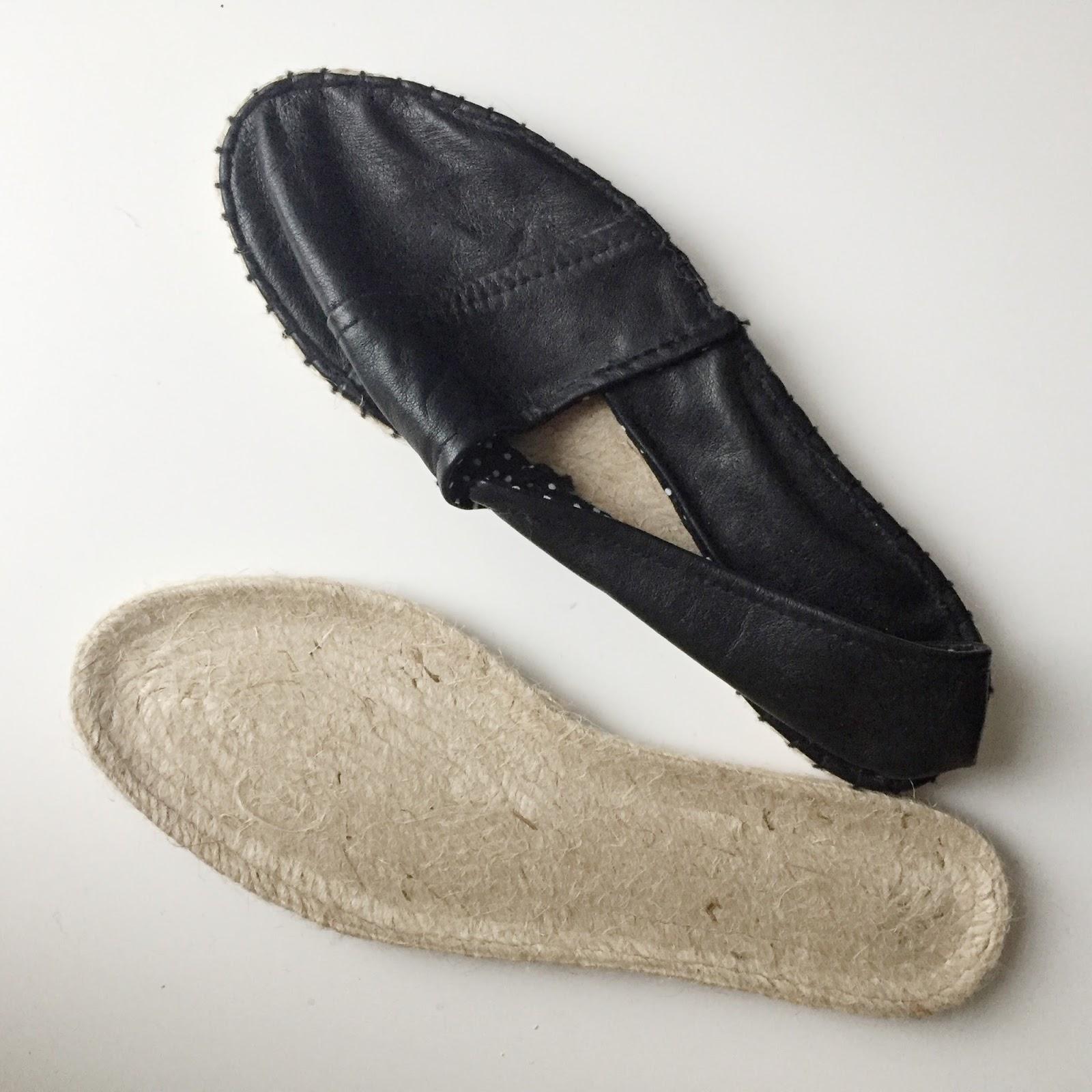 espadrillos kengät