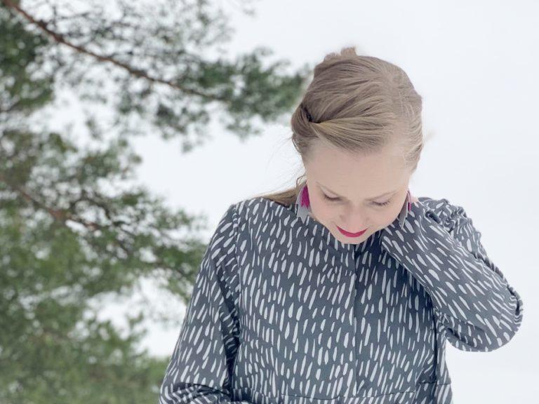 Drip Drop Snowfall -kangas