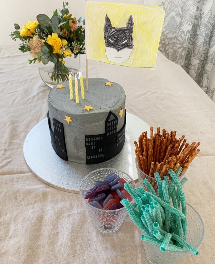Batman-kakku
