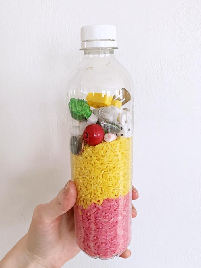 Pullo lasten leikiksi