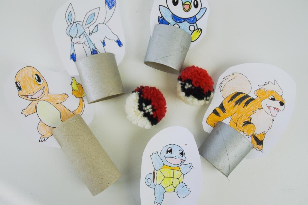 Pokemon-peli