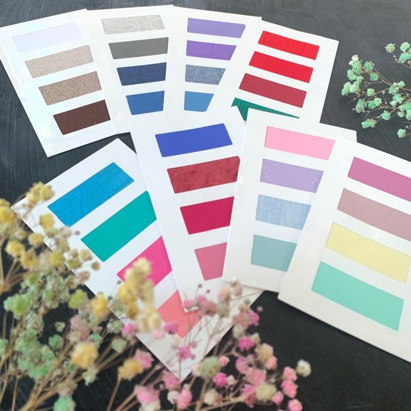 värianalyysi värikartta