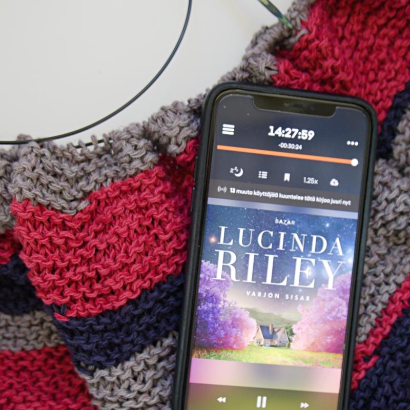 Lucinda Riley Varjon Sisar äänikirja