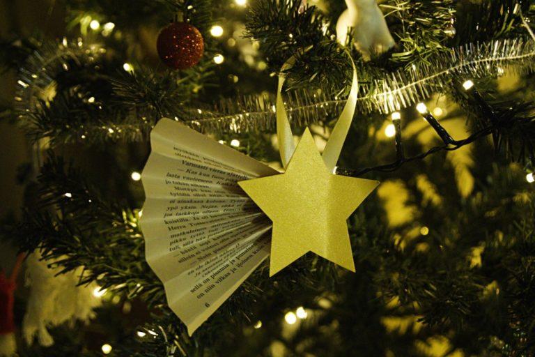tähti joulukoriste