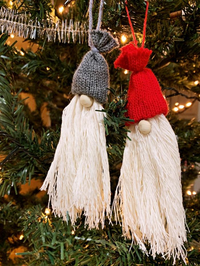 tonttu-joulukoristeet
