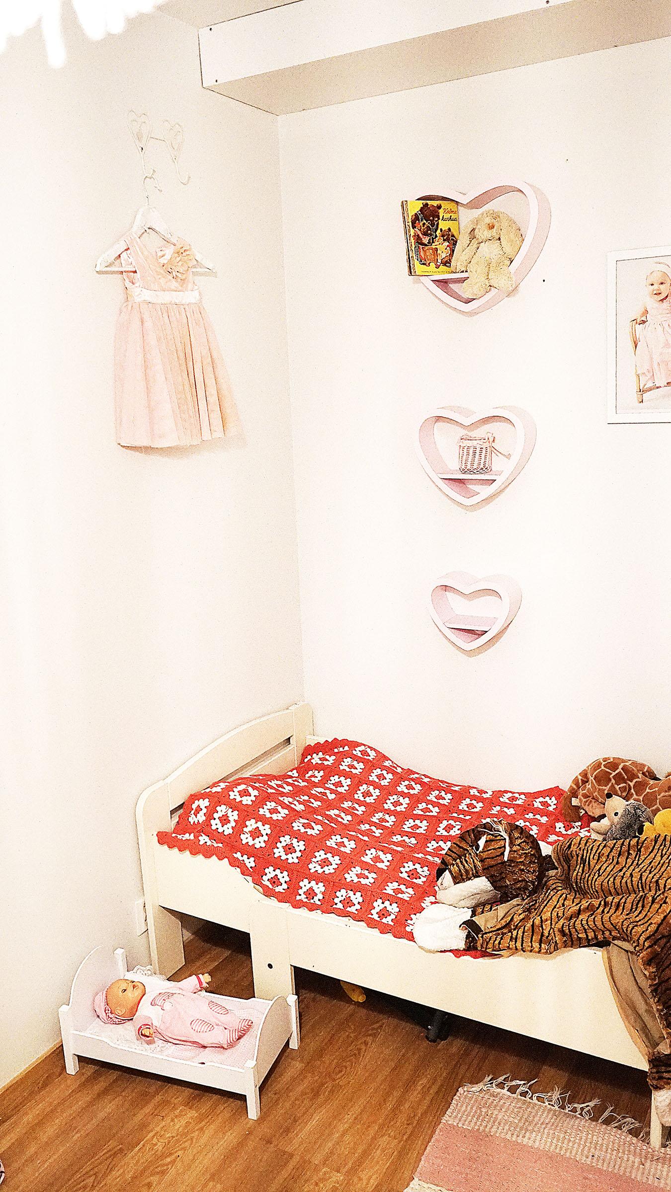 Lapset eivät tarvitse omaa huonetta - Munakoisoni ja minä