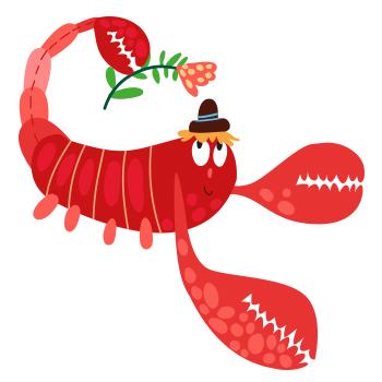 Lapsihoroskooppi: Skorpioni