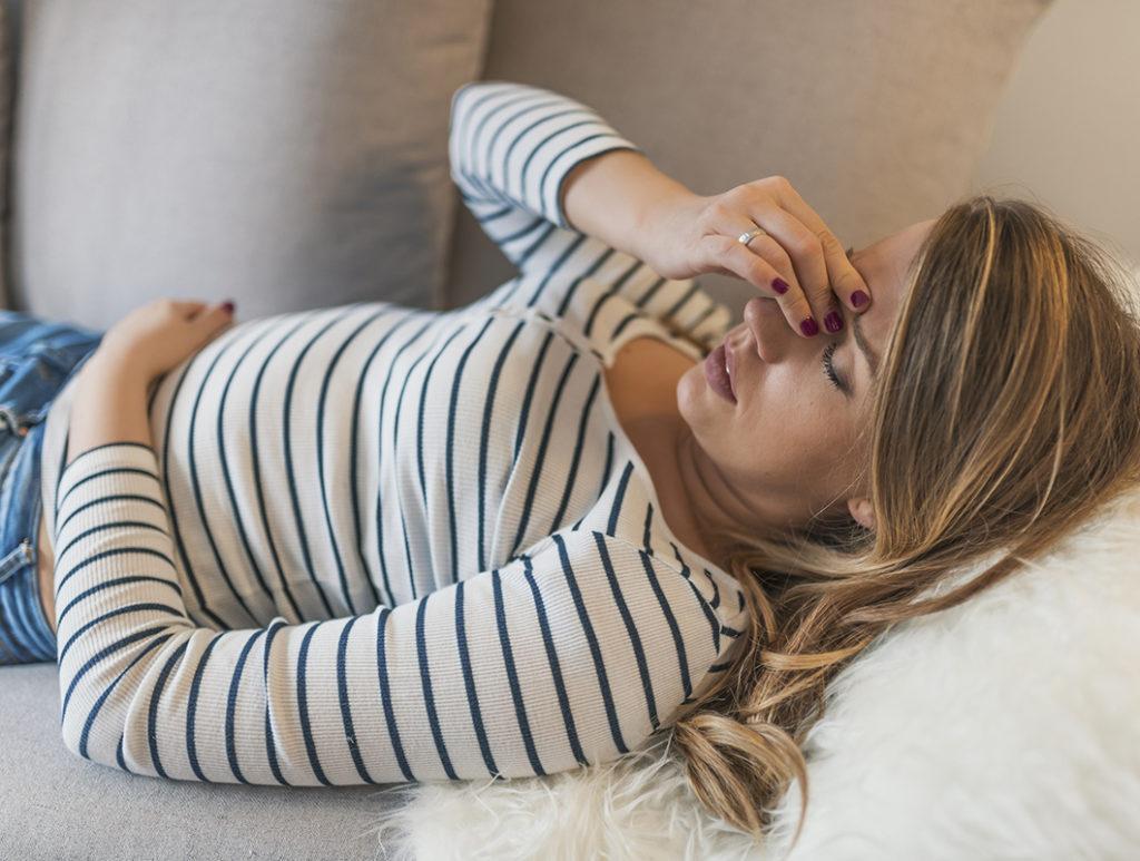 raskaus päänsärky