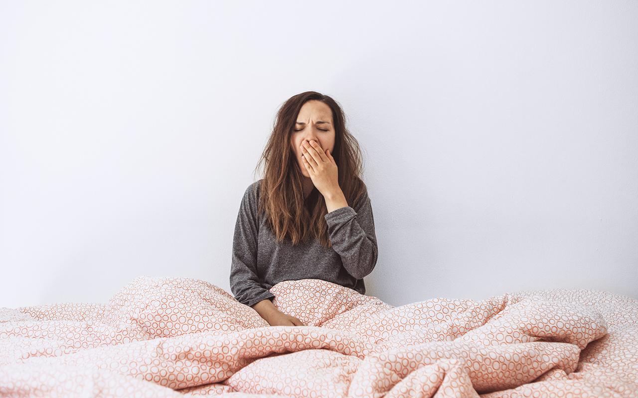 raskaus ja unettomuus