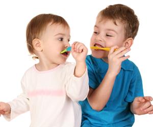 Näin pidät lapsesi hampaat kunnossa