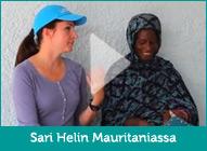 Sari Helin Mauritaniassa