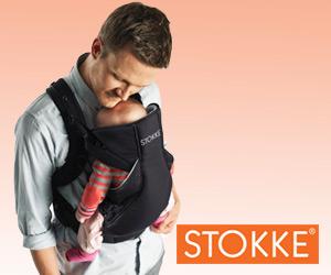 Äänestä Kaksplussan 8/2014 paras juttu ja voita Stokke® MyCarrier™ Cool kantoreppu