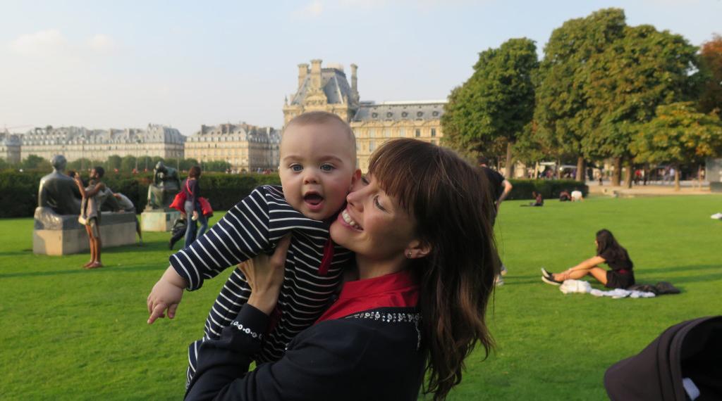 Beben kanssa Pariisiin