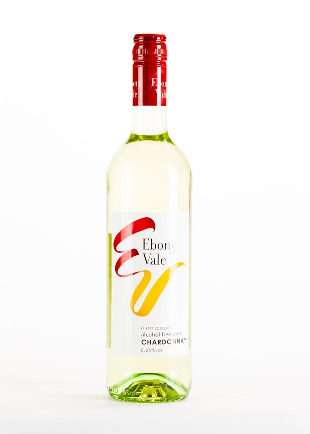 ebony vale alkoholiton valkoviini
