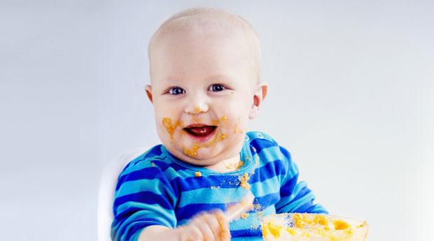 Vauvan Ruokailu