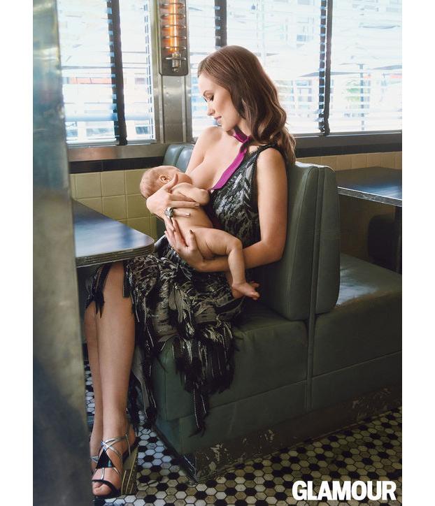 Olivia Wilde / Glamour