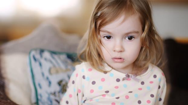 kun lapsi pelkää pimeää ja painajaisia