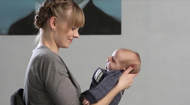 Lantionpohjan lihasten treenaus vauvan kanssa