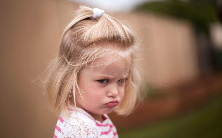 temperamentti määrittää, miten lapsi reagoi asioihin