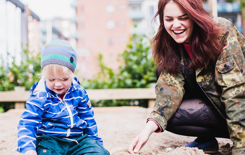 Kiljuva Pikkunälkä -blogin Demi Aulos