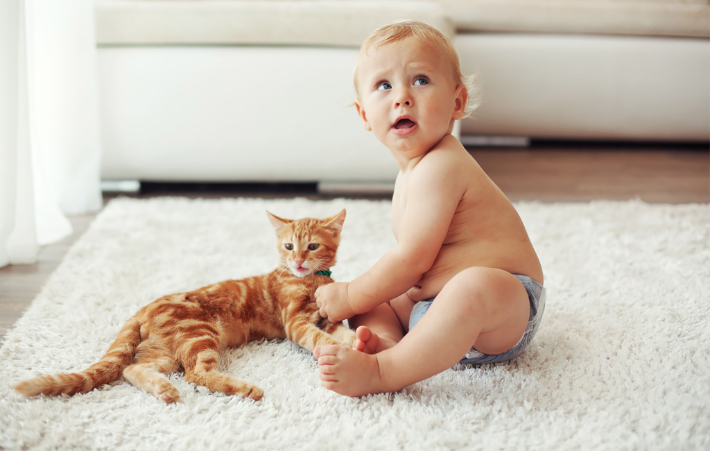 Lapsi ja lemmikki: eläinystävä kasvattaa lasta