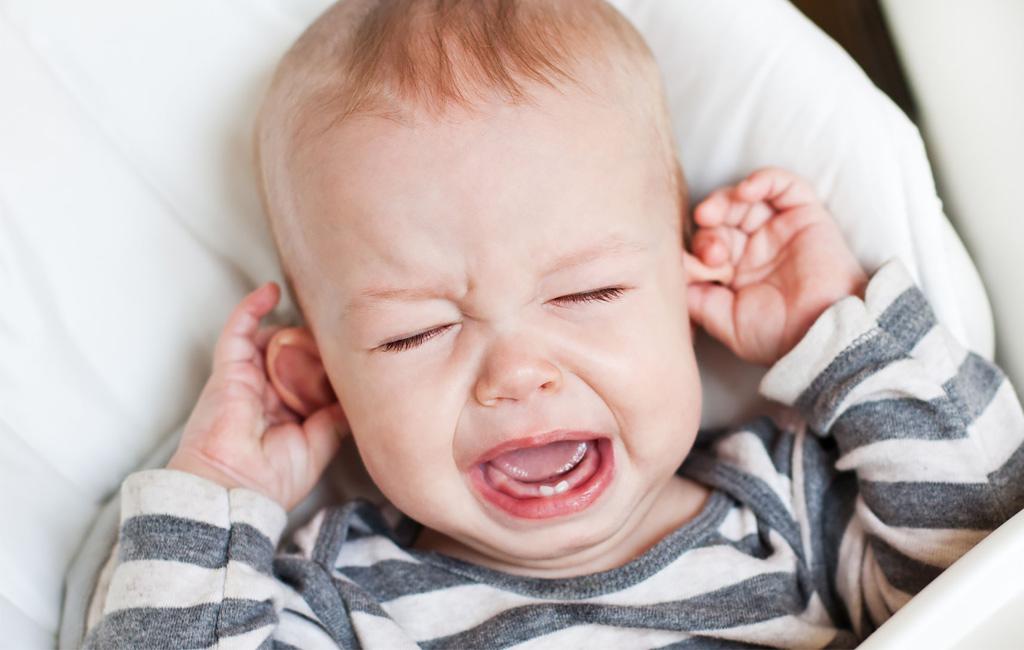 Vauvan korvatulehdus: näin ehkäiset ja hoidat sen