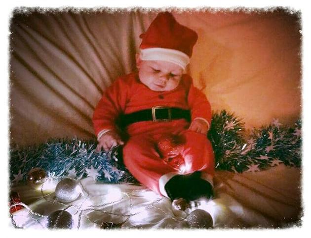 Jimin ensimmäinen joulu, Annika Kauppinen