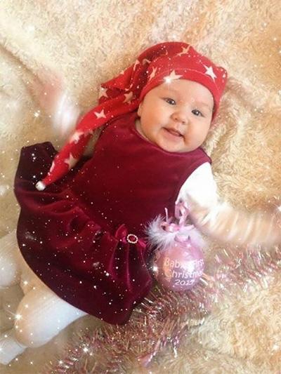 Lilianin, 4kk, ensimmäinen joulu, Viivi Varjola